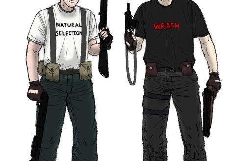 Стрельба и убийства в школах – причины очевидны